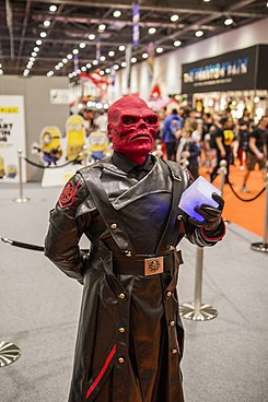 MCM London May 15 - Red Skull (17624816593).jpg