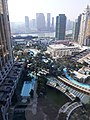 MC 澳門 Macau 萬豪酒店 JW Marriott Hotel room 28th Floor view November 2019 SS2 10.jpg