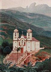 Igreja de Santa Efigênia