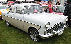 Ford Zephyr Mark II