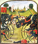 Medieval Warfare: Battle of Tewkesbury, 1471