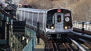 MTA NYC Subway J train approaching Flushing Ave.jpg