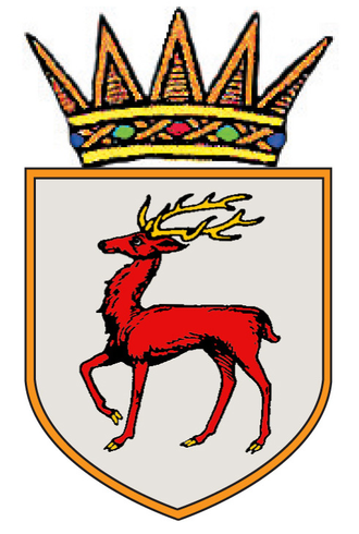 Kingdom of Desmond - Image: Mac Carthy Mór Arms
