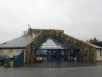 Macduff, Aberdeenshire - The sea life centre