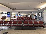 Mackay Airport departure hall waiting area.jpg