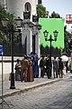 Madame Nobel - film set at the Embassy of France in Vienna May 2014 20.jpg