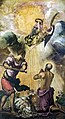Madonna dell'Orto (Venice) - Choir - The beheading of St. Paul.jpg