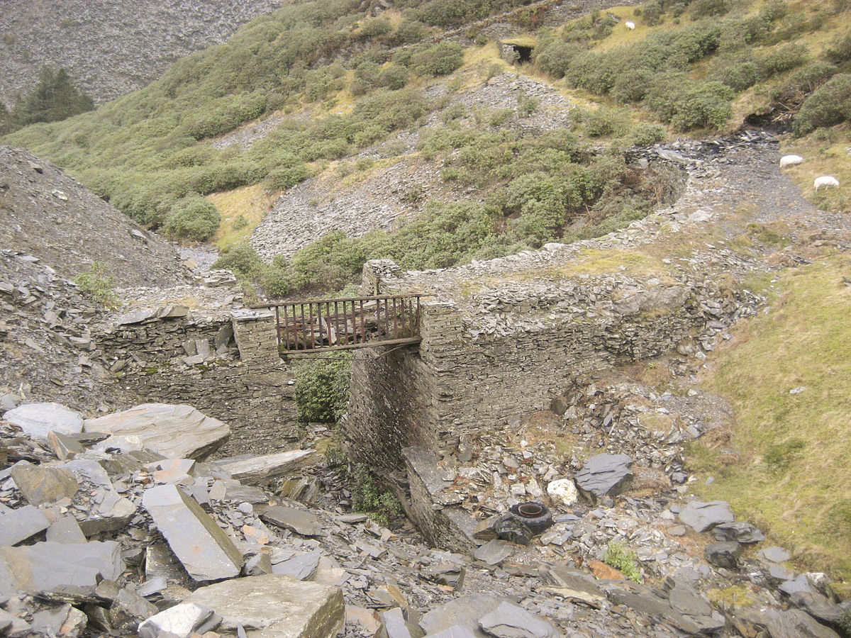 British Quarrying And Mining Narrow Gauge Railways Wikipedia