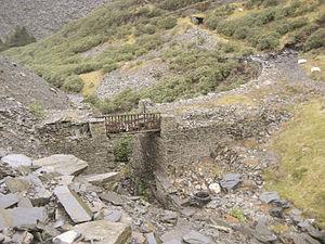 British quarrying and mining narrow-gauge railways - Maenofferen quarry tramways