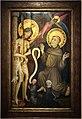 Maestro del compianto di lindau (attr.), cristo come uomo di dolori e san francesco stigmatizzato, 1430 ca (colonia, wallraf-richartz museum) 01.JPG