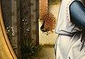 Maestro delle storie di giuseppe, giuseppe venduto a potifarre, bruxelles 1490-1500 ca. 02 pavone.jpg