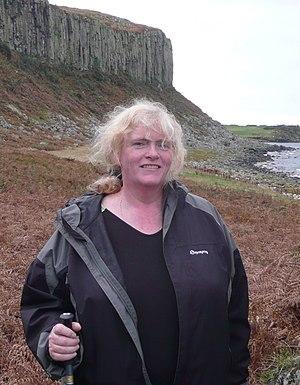 Maeve Sherlock - Maeve Sherlock on the Isle of Arran