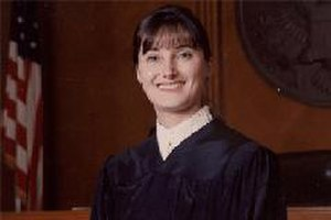 Susan Paradise Baxter - Image: Magistrate Susan Paradise Baxter