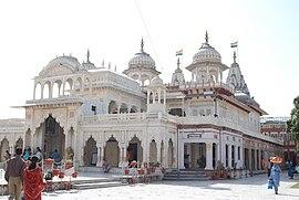 Shri Mahavirji Temple, Hindaun Tehsil, Rajasthan