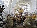 Main Altar of Saint Francis church in Warsaw - 02.jpg