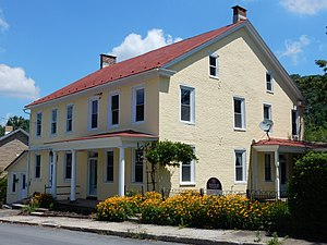 Landingville, Pennsylvania - Image: Main St, Landingville PA 03