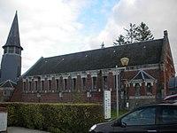Maisnil-lès-Ruitz - Eglise - 2.JPG