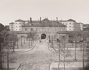 La Roquette Prisons - Prison de la Roquette