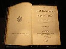Les Miserables Wikipedia