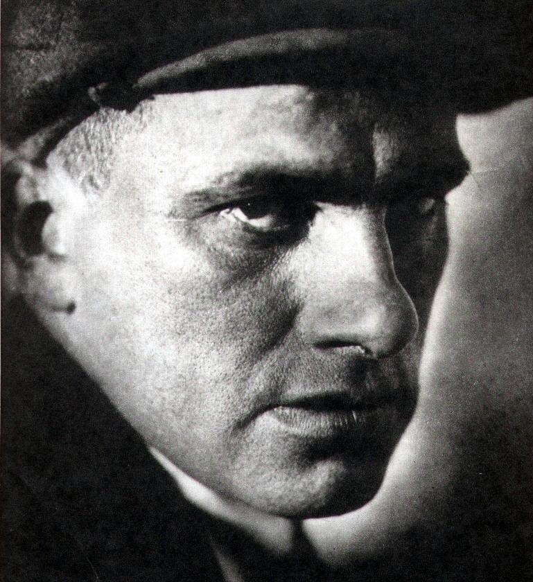 Majakovskij.face