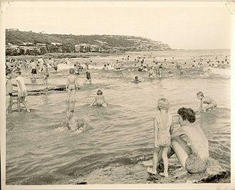 Malabar, New South Wales - Malabar Beach.