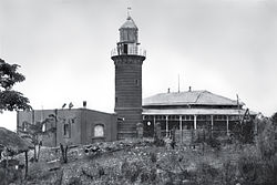 Malabrigo Point Lighthouse idi 1903
