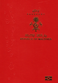 Visa Requirements For Maldivian Citizens Wikipedia