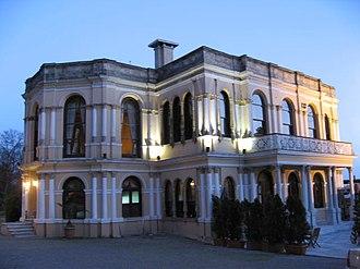 Yıldız Palace - Malta Kiosk