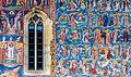 Manastirea Moldovita, detaliu pictura exterioara.jpg