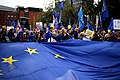 Manchester Brexit protest for Conservative conference, October 1, 2017 04.jpg