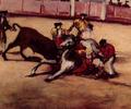 Manet Combat de taureau (détail).png