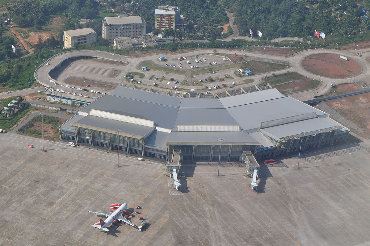 Mangalore International Airport, Mangalore