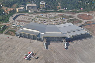 airport in Mangalore, India