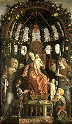Andrea Mantegna: Madonna della Vittoria