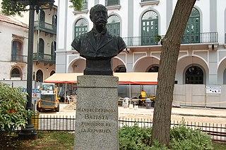 Manuel Espinosa Batista Panamanian politician