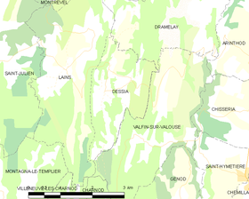 Map commune FR insee code 39195.png