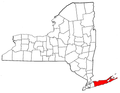 Map of New York highlighting Suffolk County.png