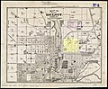 Map of the city of Beloit, Wisconsin, 1887 (14029761833) Wheelers Add Eclipse marked.jpg