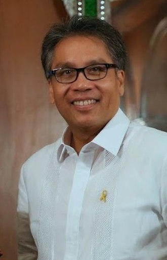 Philippine presidential election, 2016 - Image: Mar Roxas 082014