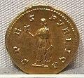 Marco aurelio, aureo per commodo cesare, 175-180 ca. 03.JPG