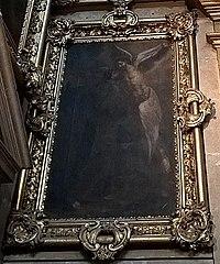 St. Francis Assisi receiving the Stigmata