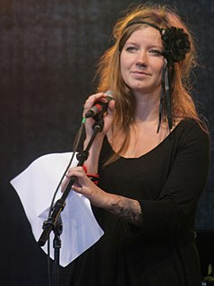 Maria Solheim Norwegian singer-songwriter