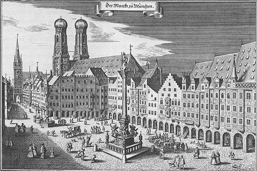 Marienplatz wening