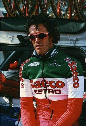 1996 Giro d'Italia - Image: Mario CIPOLLINI 2