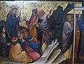 Mariotto di nardo, predella con leggenda di santo stefano, 1408. 02.JPG