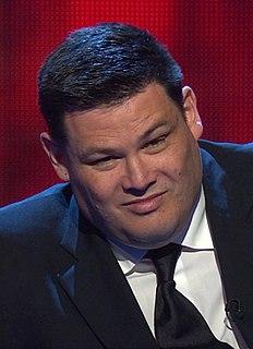 Mark Labbett British quizzer and TV personality
