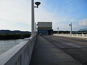 Market Street Bridge Downtown Chattanooga