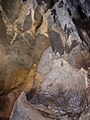 Marks left by bats inside the cave (9165395356).jpg