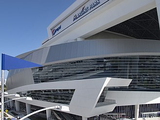 Marlins Park - Marlins Park is an abstract, contemporary building which combines baseball with art and the essence of Miami.