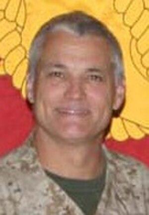 Marshall R. Teague - Teague in 2006